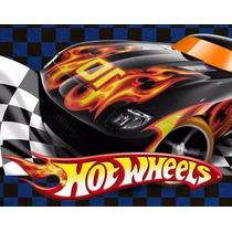 Kit Imprimible Hot Wheels Cotillon Imprimible Promo 2x1