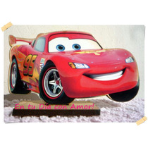 Souvenirs Fibrofacil Personajes! Cars Peppa Callie Monster