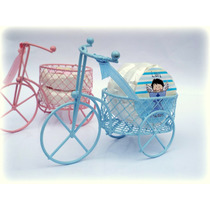Souvenir Infantil Bici Vintage X10 Personalizado
