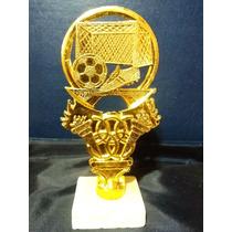 Trofeo De Futbol Souvenir Cumpleaños.