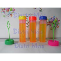 Burbujeros Lisos, Para Personalizado Packs 10 Unidades