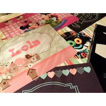 Souvenir Infantil Mantel Individual Lavable Personalizado