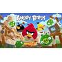 Individuales Posa Vasos Infantil Angry Birds Super Original