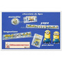 125 Stickers Candy Bar/ 25 Chicos-5 Golosinas A Eleccion