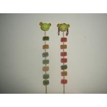 Brochettes De Golosinas Angry Birds