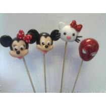 Adorno, Souvenirs, Pinche Mickey, Minnie, Hombre Araña, Kity
