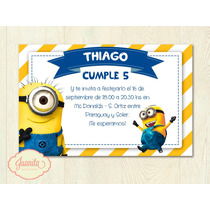 Minions Candy Bar: Kit Imprimible Minions - Golosinas Y Deco
