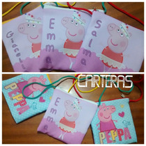 Carteras Personalizadas Souvenir Nenas Sublimadas Pack X8