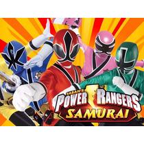 Kit Imprimible Power Rangers Cotillon Imprimible Promo 2x1