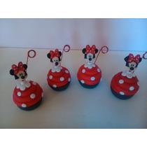 Souvenier Portamensajes Minnie, Mickey, Kitty