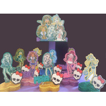 Monster High Souvenirs X10u