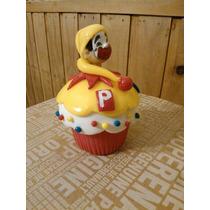 Souvenirs Cajita De Cupcake Piñon Fijo