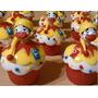 Souvenirs Cajitas De Cupcake Piñon Fijo