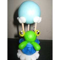 20 Souvenir Porcelana Fría Nacimiento O 1er Añito Sapo Pepe