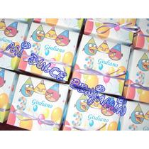 Tarjetas De Invitaciones Angry Birds