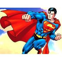 Mega Candy Bar Superman Envio Gratis A Todo El País
