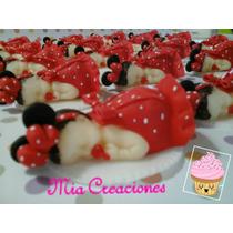 Bebes En Porcelana Fria Disfrazadas De Minnie Mouse