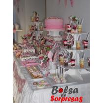 Mesa Dulce Tematica Candy Bar Souvenirs 1 Añito Comunion