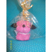 Perrito/mini/toalla/toallita/souvenirs/packx10