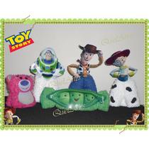 Souvenirs De Toalla,toallitas Toy Story,cars,kitty,pepe X 10