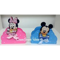 Servilleteros Infantiles Personalizados -mickey-minnie-y Más