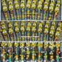 Souvenirs Tubos Golosineros Minions , Minecraft Y Mas ....