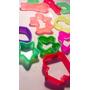 Cortantes Plasticos Para Masa!el Mejor Precio 24u