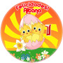 Kit Imprimible Pollitos Candy Bar Etiquetas Golosinas