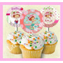 Cupcakes Muffins Toppers Personalizados