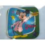 Antiguo Plato De Carton Mickey Mouse De Disney