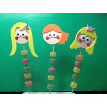 Souvenirs Princesas Con Gomitas