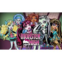 Mega Candy Bar Monster High Envio Gratis A Todo El País