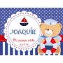 Invitaciones Tarjetas Primer 1er Año Añito Babyshower Nacim