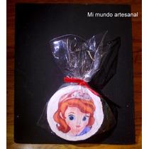 Tizas Con Pizarra - 24 Un. - Princesa Sofia - Souvenirs
