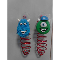 Monster University Portacepillos Pack X10 U.