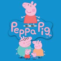 Pepa Pig Kit Imprimible Deco Cumples Infantiles