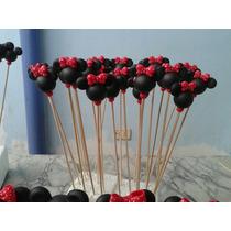 10 Souvenirs Brochetts Minie Mickey