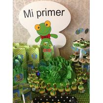 Souvenirs Frasquitos Sapo Pepe