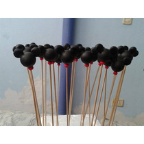 10 Souvenirs Brochetts Mickey Minie