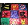 Capas Superheroes Tafeta
