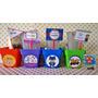 Souvenirs 10 Kits Educativos De Maceta + Tierra + Semillas