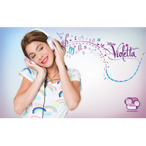 20 Individuales Violeta Personalizados Mantelitos Souvenirs