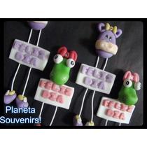 Animales Patones Porcelana Fría! Souvenirs Infantiles!