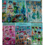 30 Plancha Stickers 20x25 Sheriff Callie Dra Juguetes Frozen