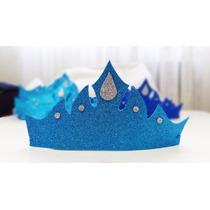Corona Frozen - Princesas - Souvenirs