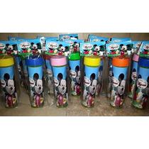 Burbujeros Personalizados Souvenirs X10 Mickey Zou Minions