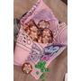 Kits Vaqueros 25 Pin Estrella+pañuelo O Gorro Sheriff Callie