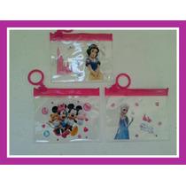 Souvenir Monederos Frozen Minnie Princesas Personalizados