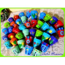 Souvenirs Infantiles Macetitas! Super Útiles Y Originales