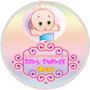 Invitaciones Bautismo Tarjetas Baby Shower Etiquetas